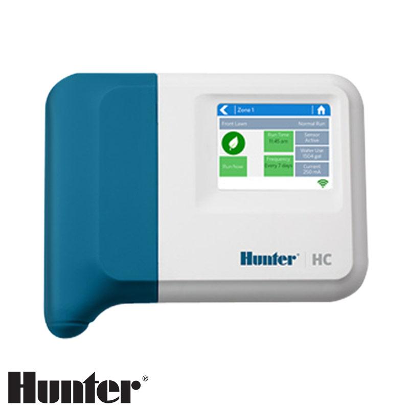 Programador Riego Hunter Hc Smart Hydrawise Wi Fi 6 Zonas