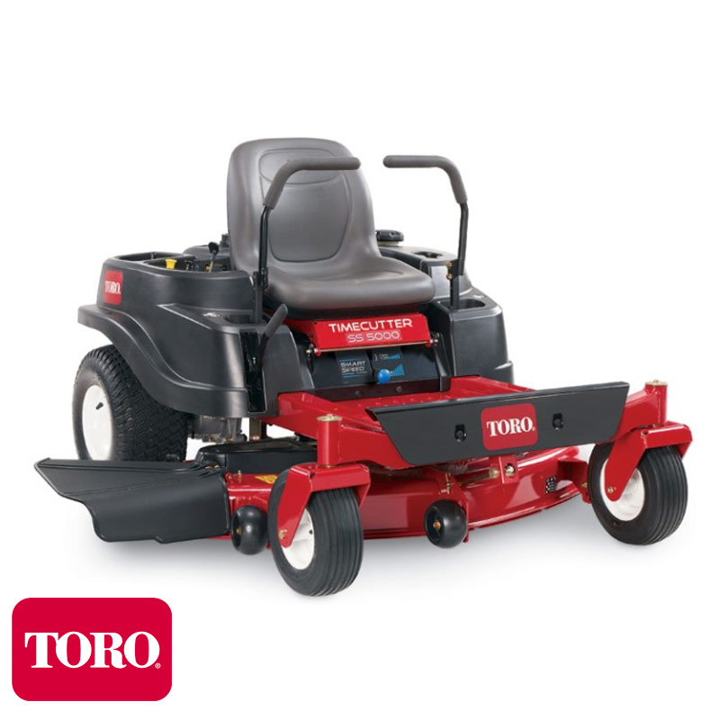 Tractor Toro Ss5000 24 hp 50'' Smart Speed Radio Giro 0