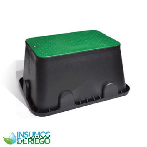 1 caja rectangular jumbo 50x64x30 para v lvulas de for Cajas de plastico precio