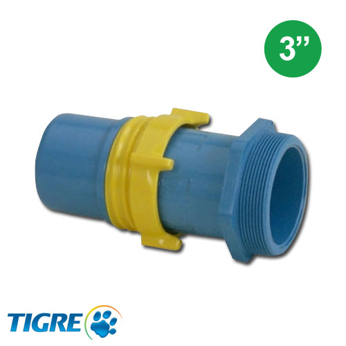 ADAPTADOR MACHO IR PVC 3