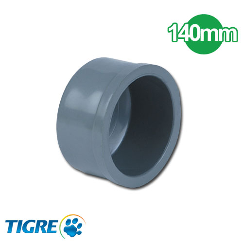 TAPA PVC SOLDABLE 140mm