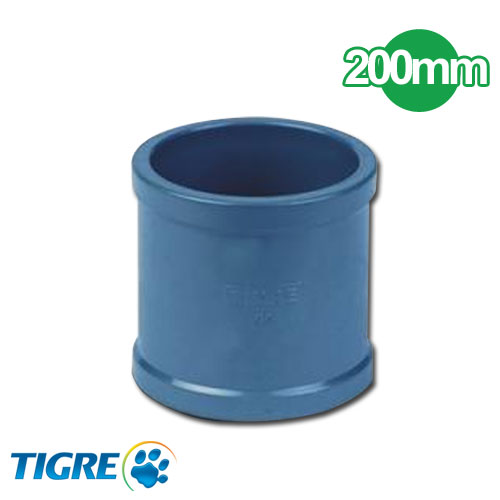 UNION PVC SOLDABLE 200mm